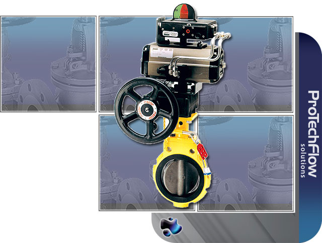 automation and control valves