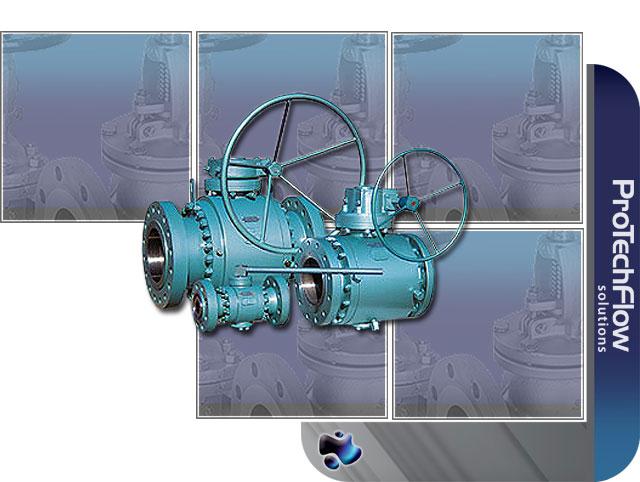 sub-sea valves